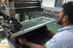 Printing-in-Silk-Screening